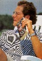 Colour photo of Jacques Villeneuve (55k)